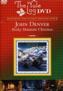 John Rocky Mountain Christmas (DVD/2010 Redesign)