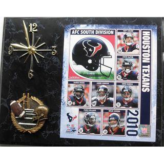 Houston Texans Clock