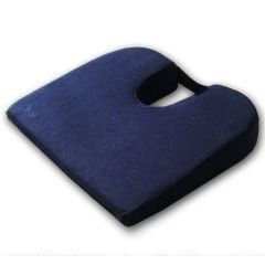 Coccyx Cushion   Extra Soft   16 x 18 x 3 to 1 Health