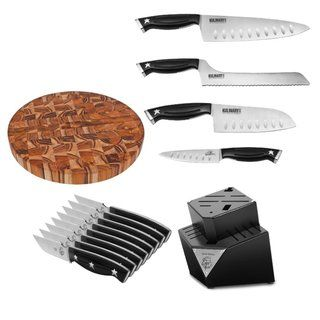 Guy Fieri 14 piece Kulinary Series Knife Block Set