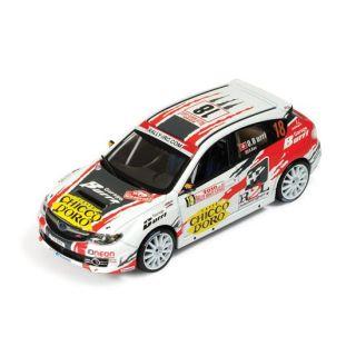 MODELE REDUIT MAQUETTE IXO 1/43 SUBARU Impreza WRX STI   13eme Rallye