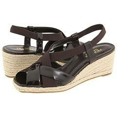 Franco Sarto Field Tmoro Mirage Patent Sandals