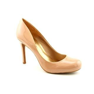Jessica Simpson Womens Calie Patent Leather Dress Shoes (Size 8.5