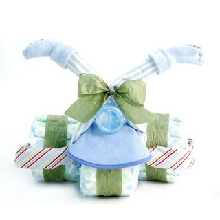 Nikkis Tricycle Diaper Gift For Boys