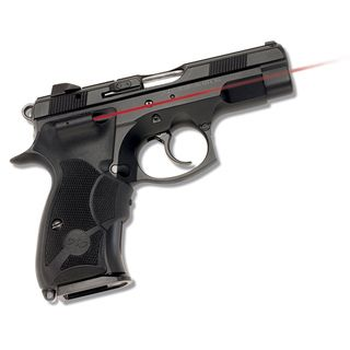 Crimson Trace CZ 75 Compact Overmold Front Activation Laser Grip