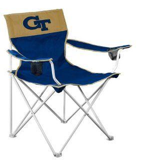 Georgia Tech Yellow Jackets Big Boy Logo Chair Sports