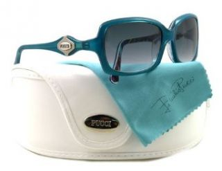 AUTHENTIC EMILIO PUCCI SUNGLASSES EP 626 BLUE 440: EMILIO