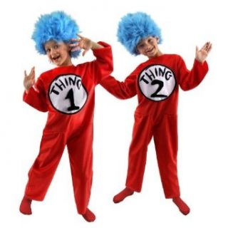 Elope 198716 Dr. Seuss Thing 1 and 2 Child Costume