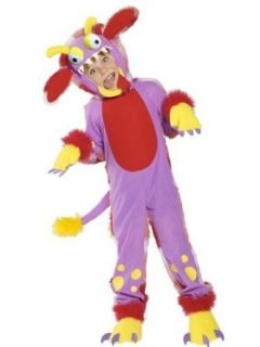 Wacky Grizzle Bodysuit Child Costume With Gloves Clothing