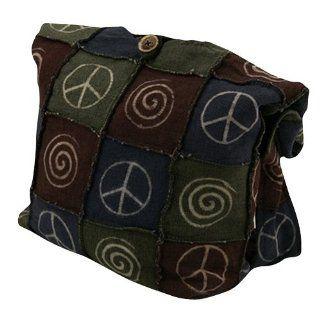 Cotton Peace Bag   Large W04S57D Shoes