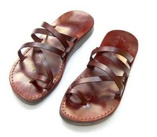 Biblical (Jesus   Yashua) Sandals   Sandals from the Holy Land Shoes