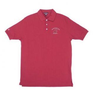 NCAA Washington State Classic Pique Polo Shirt Clothing