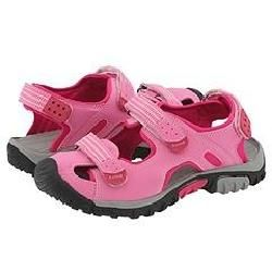 Kamik Kids Ventura (Youth) Pink Sandals   Size 6 Y
