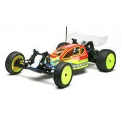 TEAM ASSOCIATED   Buggy électrique 1/10 2WD, Toutes Options Factory