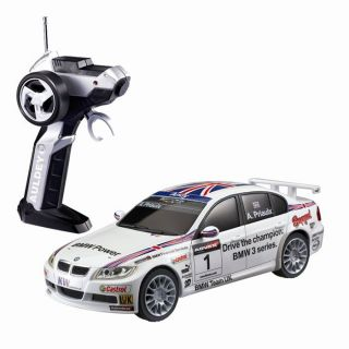 Audley Race Tin BMW 320Si WTCC UK radiocommandée   Achat / Vente