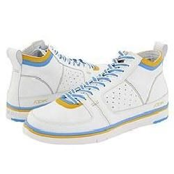 Reebok The Ballout III White/Athletic Blue/Old Gold Athletic