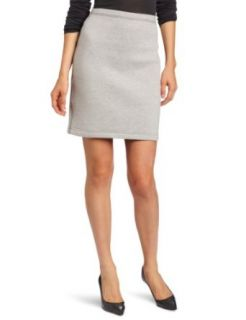 Cynthia Rowley Womens Bonded Sweatshirt Skirt Clothing