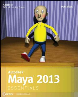 Autodesk Maya 2013 Essentials (Paperback) Today: $33.86