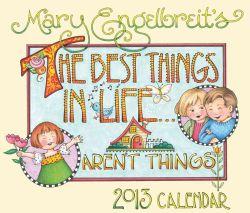 Mary Engelbreit 2013 Calendar (Calendar)