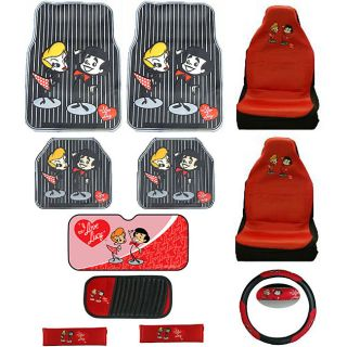 Love Lucy Ricky 11 piece Auto Accessory Set