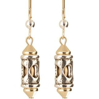 Ardent Designs 14k Gold Fill Romanesque Earrings