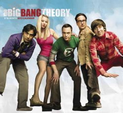 The Big Bang Theory 2013 Calendar (Calendar)
