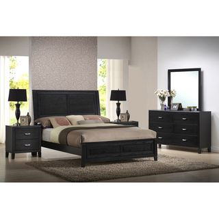 Eaton King 5 piece Wooden Modern Bedroom Set
