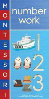 Montessori Number Work (Board book)