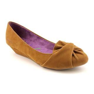 Blowfish Womens Goswynn Faux Suede Dress Shoes