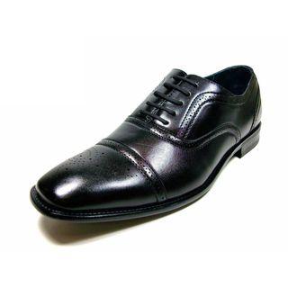 Delli Aldo Mens Wing Tip Lace up Oxford Shoes