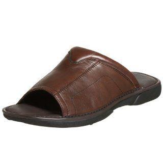 com Kenneth Cole REACTION Mens Play Off Slide,Dark Brown,10 M Shoes