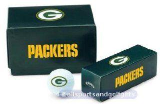 Green Bay Packers NFL Golf Balls