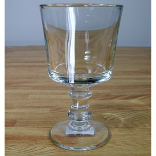 La Rochere Historic Jacques Coeur Footed Water Glass (Set of 6
