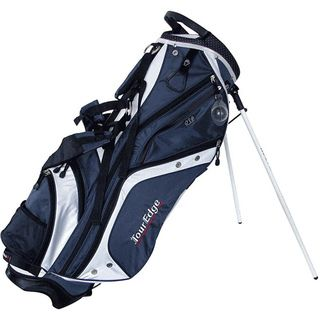 Tour Edge Navy Max D Stand Golf Bag