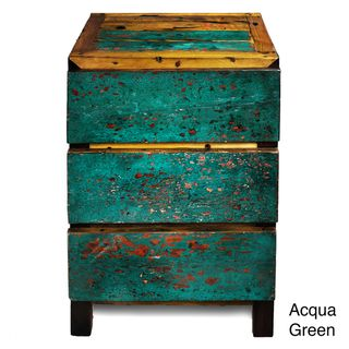 Ecologica 3 Drawer Night Stand