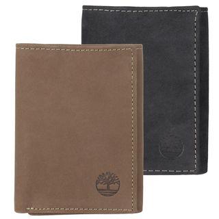 Timberland Mens Slim Tri fold Wallet