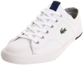 Lacoste Mens Newton ND Lace Up Fashion Sneaker Shoes
