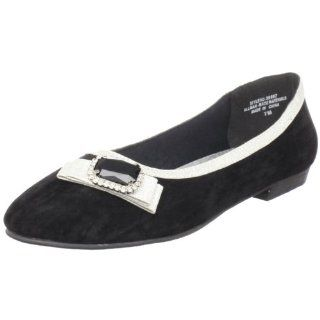 Annie Shoes Womens Frizzy Ballet Flat: Shoes