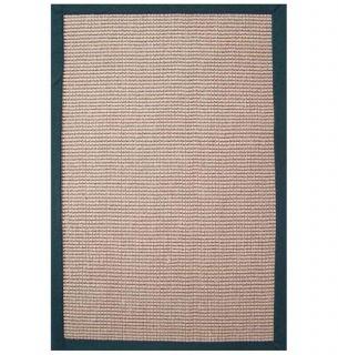 Hand woven Emerald Green Sisal Rug (89 x 12)