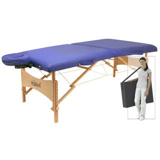 ZenTouch 27 inch Brady Portable Massage Table with Carry Case