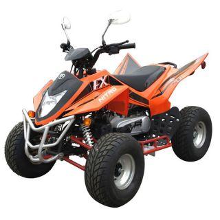 Moto Nitro 50 Auto Orange   Achat / Vente QUAD Quad Kor Moto Nitro 50