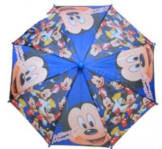 Disney Mickey Mouse Boys Blue Umbrella Clothing