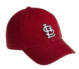 MLB St. Louis Cardinals Franchise Fitted Baseball Cap, Red