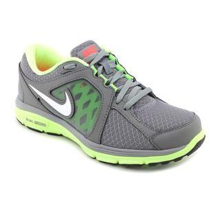 Nike Womens Dual Fusion Run Mesh Athletic Shoe (Size 10.5