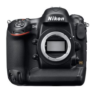 Nikon D4 16MP Digital SLR Camera (Body Only)