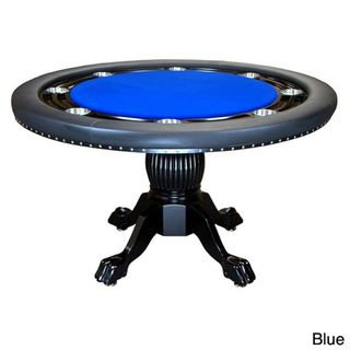 Night Hawk 55 inch Round Poker Table