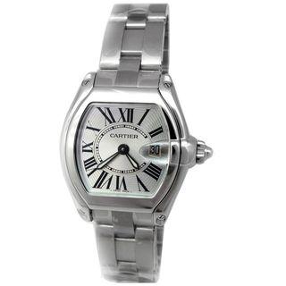 Cartier Womens Roadster Stainless Steel Watch