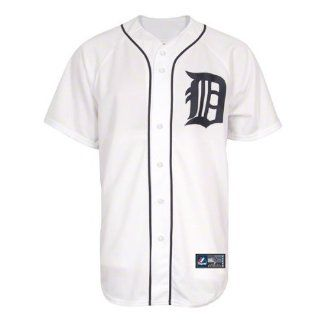 MLB Detroit Tigers Home Replica Baseball Youth Jersey