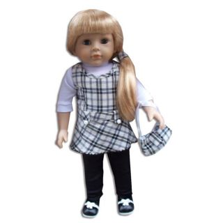 The New York Doll Collection 18 inch Tillie Doll