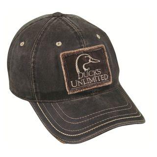Ducks Unlimited Khaki Adjustable Hat
